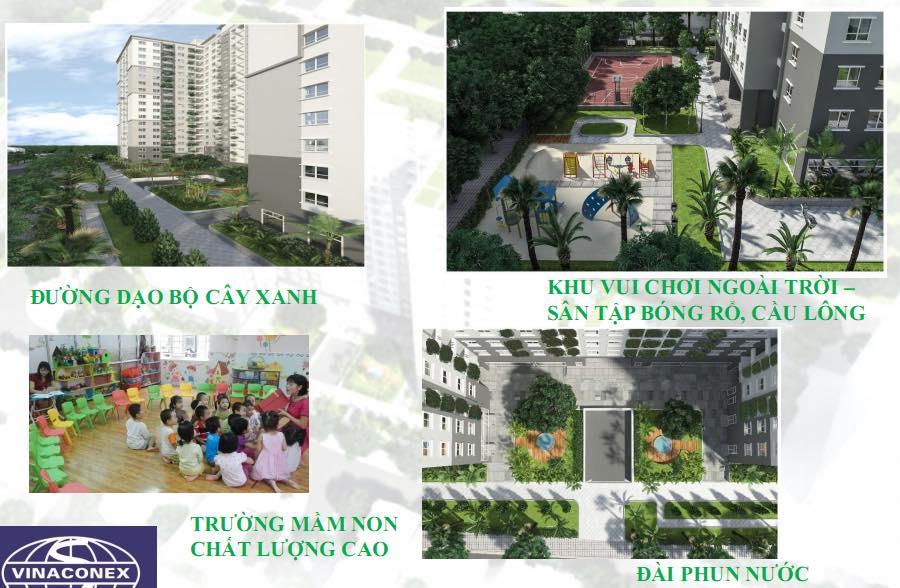 Lucky House Kiến Hưng – khu nhà ở xã hội giá tốt đáng sở hữu.